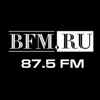 Радио Бизнес FM логотип