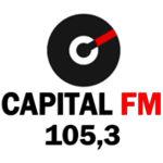 Capital FM Москва 105,3 FM логотип