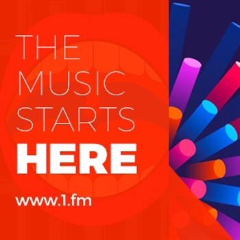 1.FM - All Euro 80's Radio логотип